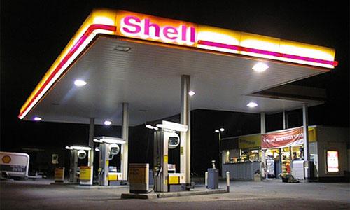В Подмосковье открылась первая АЗС Shell