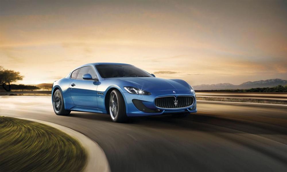 У Maserati будет свой Porsche 911