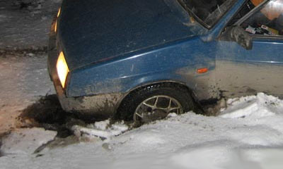 В Казахстане 6 автомобилистов замерзли насмерть во время метели