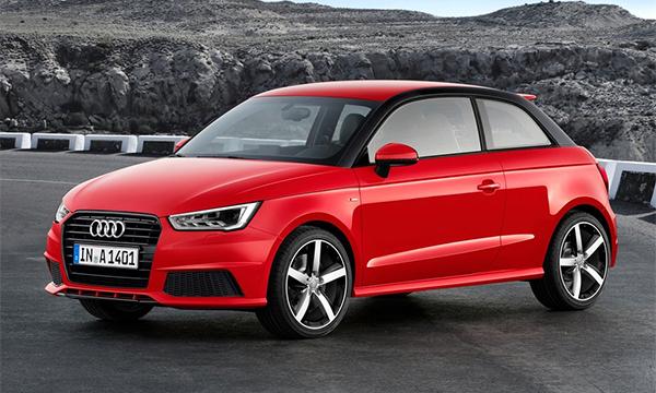 Названы российские цены на самый маленький хэтчбек Audi