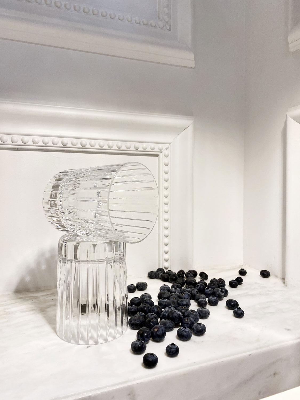 Набор из двух стаканов для виски Harmonie, хрусталь, 22 200 руб.