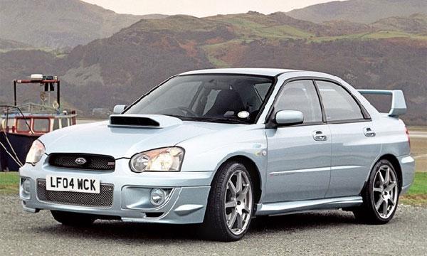 Subaru представит две новые версии Impreza
