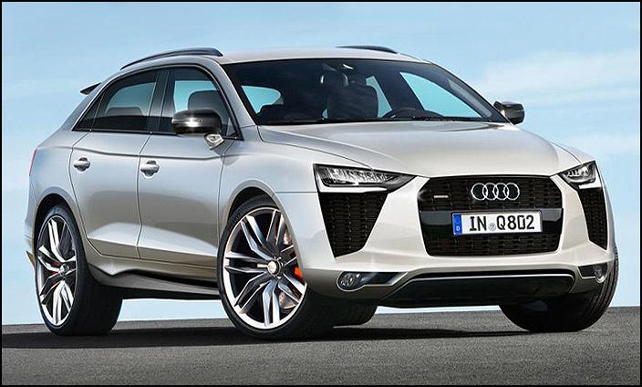 Q6 против X6: Audi пообещала кросс-купе