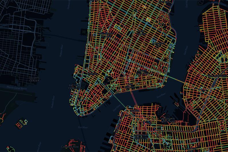 Фото: sidewalkwidths.nyc