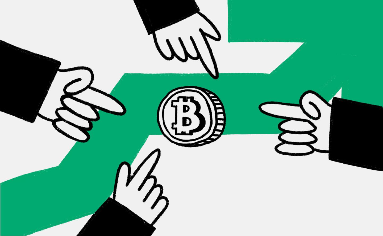 «Биткоин подорожает до $100 000». Криптовалюте помогут крупные компании - РБК