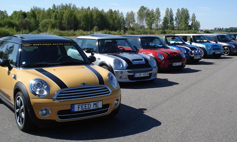 Автомобили MINI признали худшими по качеству