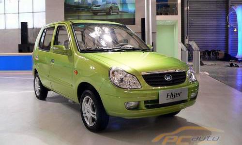 BYD Flyer - китайский автоширпотреб