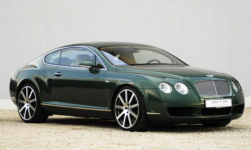 "Bentley Continental GT ""Birkin Edition"" by MTM"
