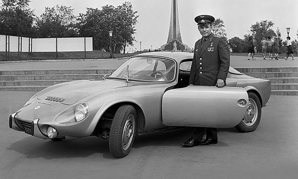 От ГАЗ до Citroen: все автомобили Юрия Гагарина