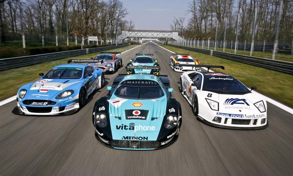 Москва впервые примет гонки FIA GT