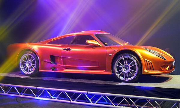 Англичане создали самый быстрый серийный автомобиль в мире