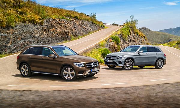 Mercedes назвал российские цены на новый кроссовер GLC