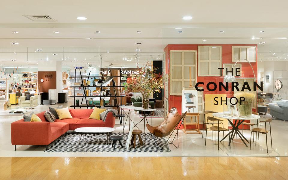 Conran Shop в Париже