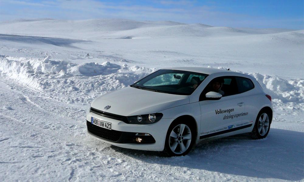 Норвежский тест-драйв Volkswagen Scirocco