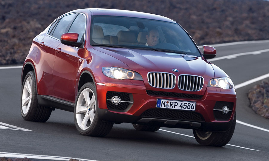 На российской границе задержан контрабандный BMW X6