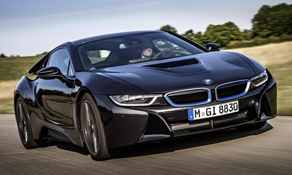 BMW выпустит суперкар M8 в 2016 году