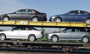 Импорт автомобилей в Россию вырос