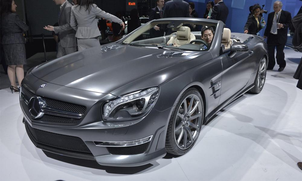 Mercedes-Benz SL 65 AMG roadster
