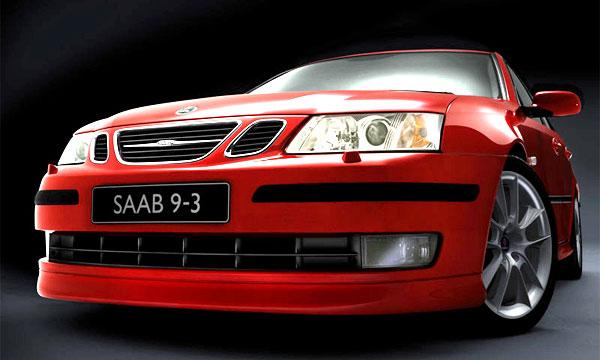 Saab 9-3 SportSedan Aero