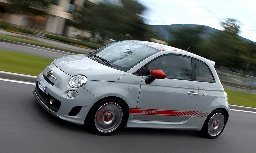 FIAT Abarth Opening Edition