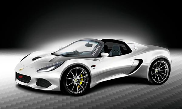 Lotus выпустит новый Elise в 2020 году