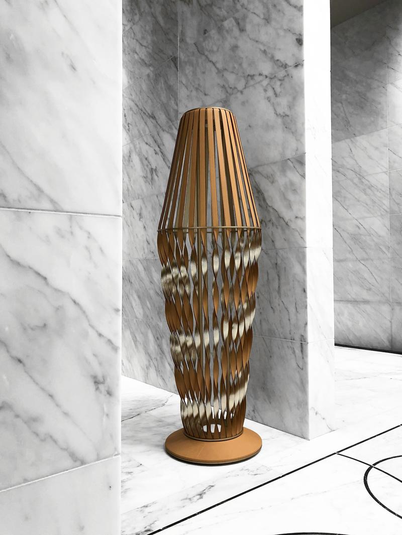 Лампа Spiral, Atelier Oï