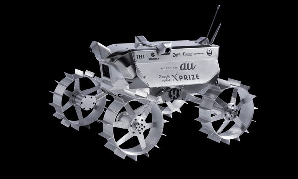 Suzuki разработает луноход