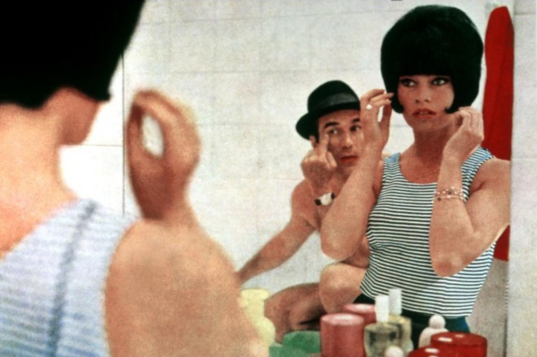 Кадр из фильма «Презрение»