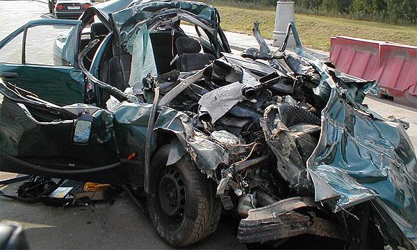 В Москве составлен рейтинг аварийности