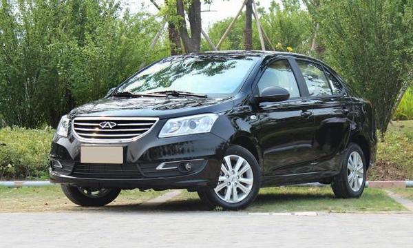 В России стартовали продажи Chery A19