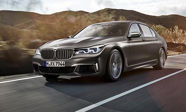 BMW назвал цены на самый быстрый 7-Series