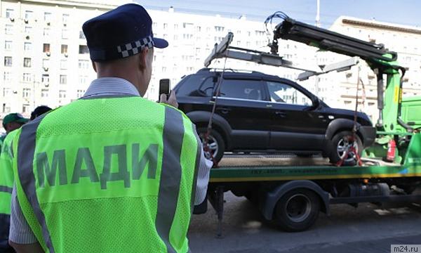 На новую форму пеших инспекторов МАДИ потратят 7 миллионов рублей