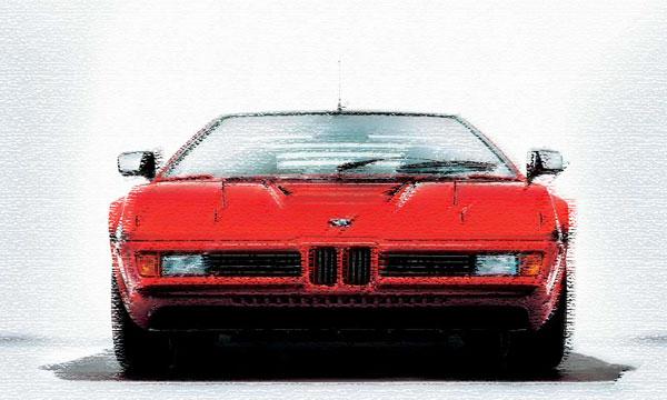BMW готовит суперкар M10