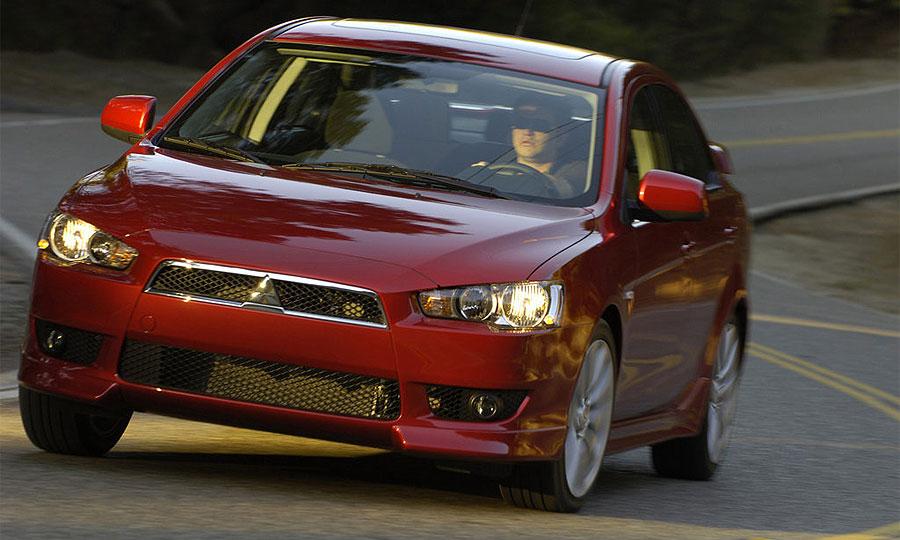 У дилеров закончились Mitsubishi Lancer GTS