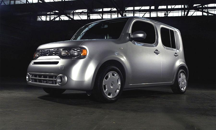 Nissan Cube становится всемирной моделью