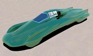 Британцы хотят побить очередной рекорд скорости
