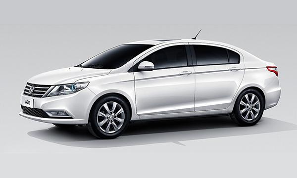 Dongfeng привезет на Московский автосалон два новых седана