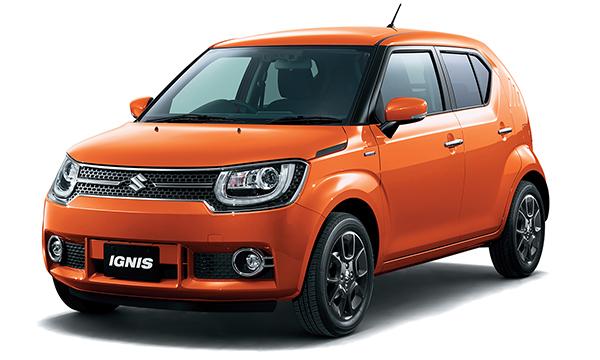 Названа дата премьеры европейской модификации Suzuki Ignis