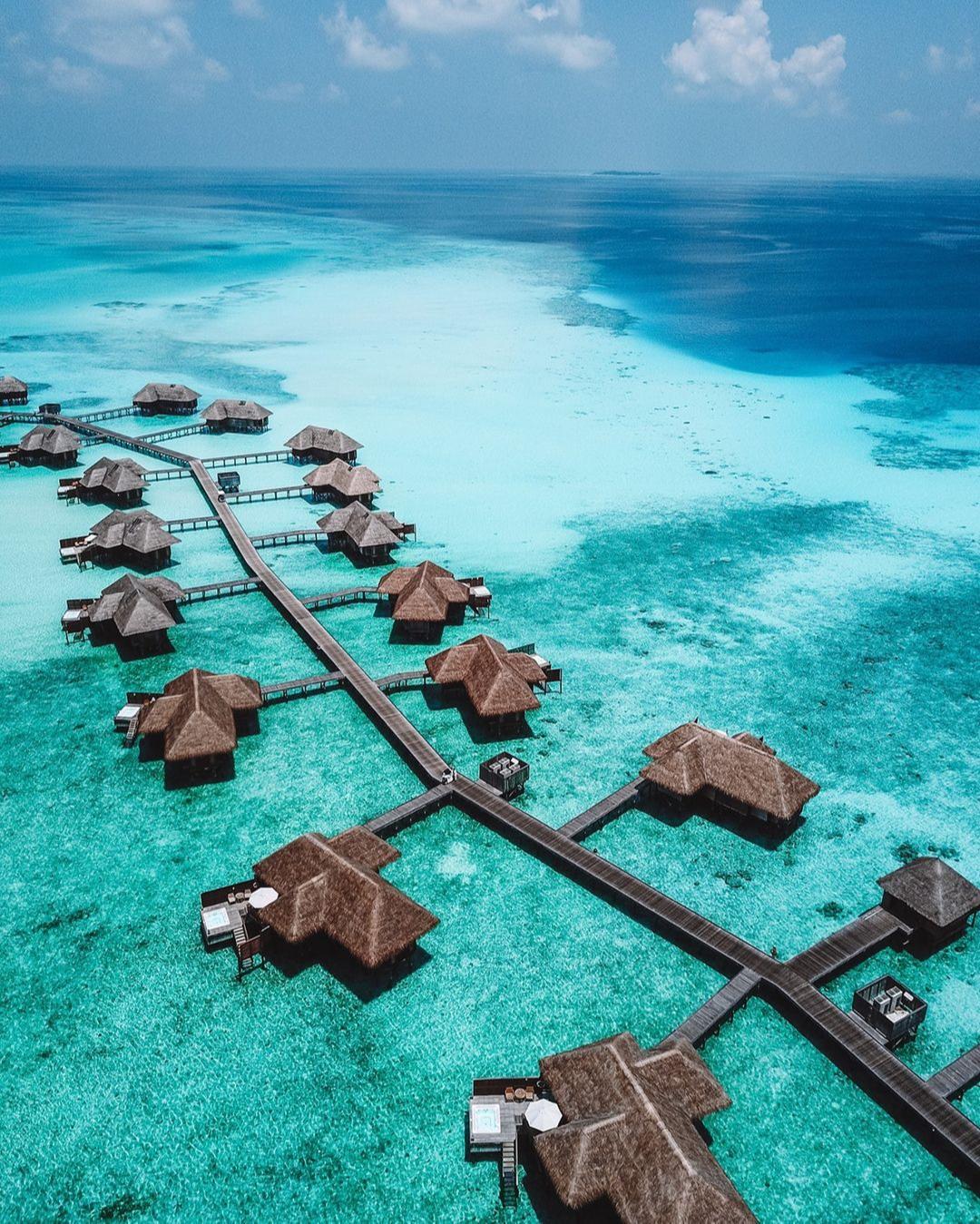 Остров Рангалифинолу,Мальдивы