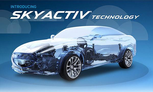 Голая правда о технологии Mazda SkyActive