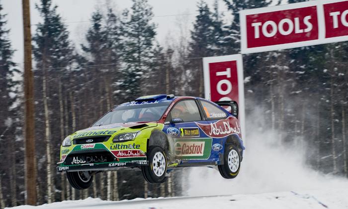 Финн Микко Хирвонен стал первым победителем чемпионата мира по ралли 2010 года