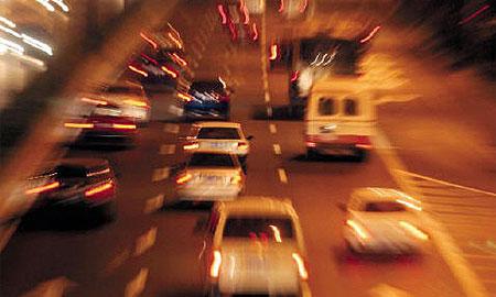 В мэрии Москвы поняли, как автомобили движутся по магистралям