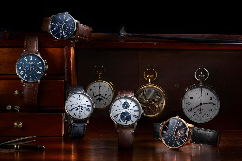 Исторические хронометры и модели Marine Torpilleur2021 года,Ulysse Nardin
