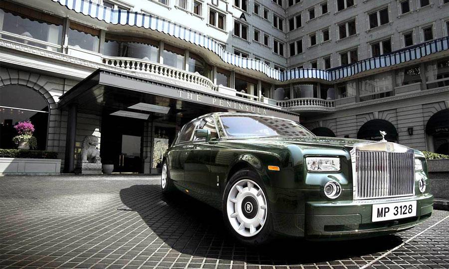 Rolls-Royce не намерен выпускать бюджетные модели