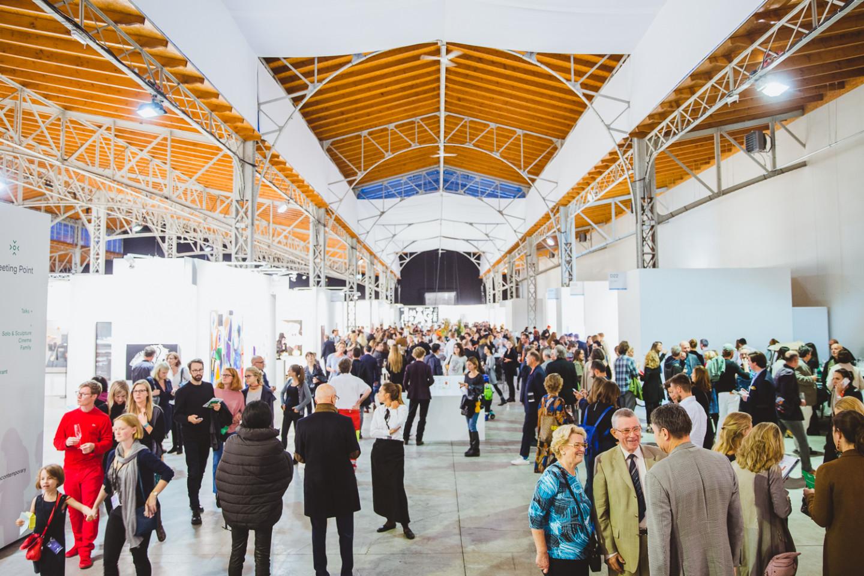 Выставочное пространство Marx Halle в Вене