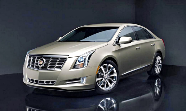 Cadillac XTS станет мощнее