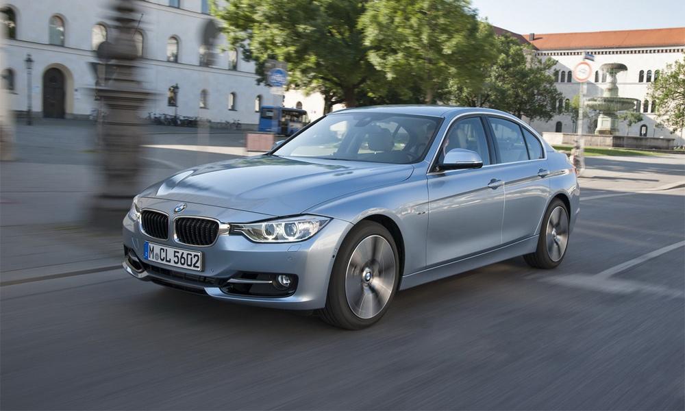 BMW объявил цены на модель ActiveHybrid 3 в США