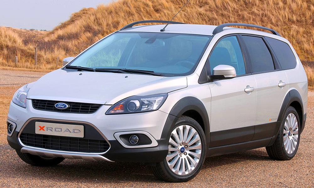 Начались продажи внедорожника Ford Focus X Road