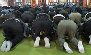 В Москве 16 ноября ограничат движение транспорта возле мечетей