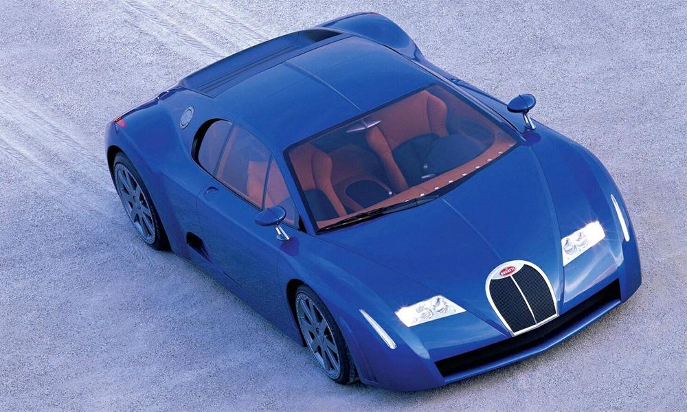 1999 Bugatti EB 18/3 «Chiron»